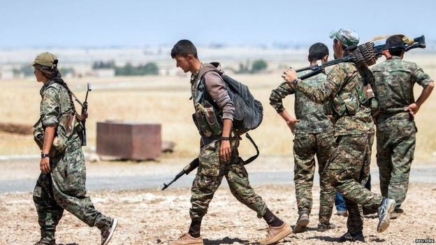 Fresh offensive against ISIS in Shengal