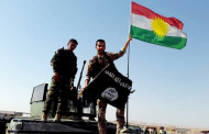Arab Families Flee to Areas Controlled by Peshmerga