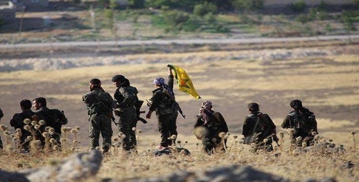 Kurds repel ISIL attack on border town north Raqqa