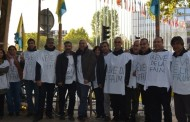 Hunger strikers call on European institutions to fulfill their responsibility