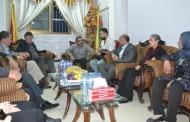 International delegation visits TEV-DEM and PYD