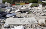 Turkish army demolishes martyrs' cemetery and cemevi in Dersim