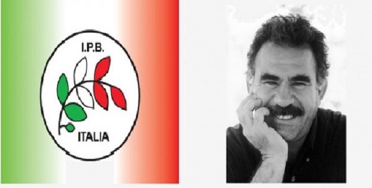IPB-Italy awards annual Peace Prize to Öcalan
