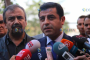 Demirtaş: This attack was carried out by state to our people