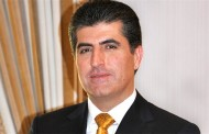 Nechirvan Barzani Expresses His Condolence to The American Solider's Family.