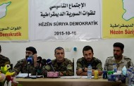 Syrian Democratic Forces Announce Final Declaration