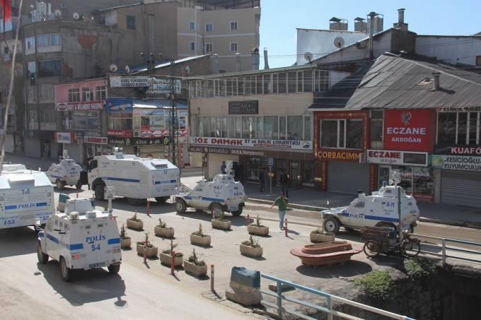 42 detained, 6 remanded in custody in the Kurdish region