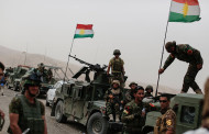 Peshmerga bombs ISIS headquarters near Mosul, at least 12 militants killed