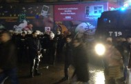 Istanbul police fire tear gas, water cannon at protest over killing of top Kurdish lawyer