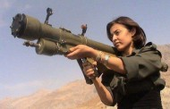 Kurdish join forces liberate a strategic road between Shingal and Holy