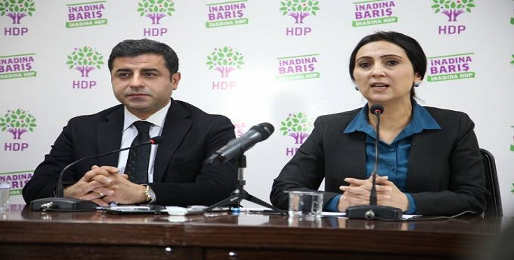 HDP wins 59 seats in the parliament