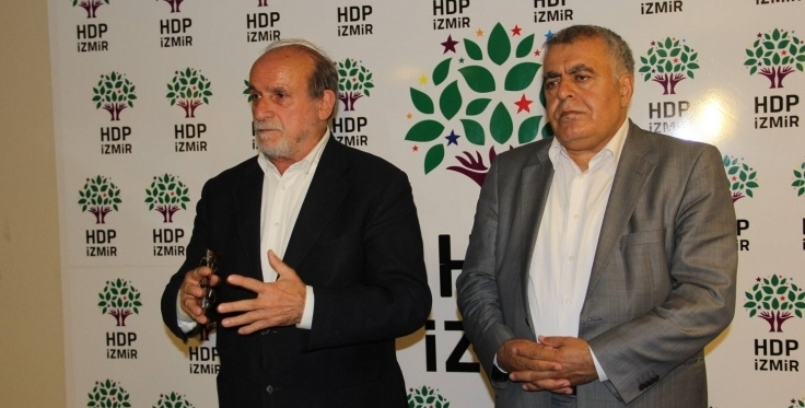 AKP received votes by force of arms