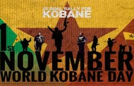 November 1 greeting from Kobanê