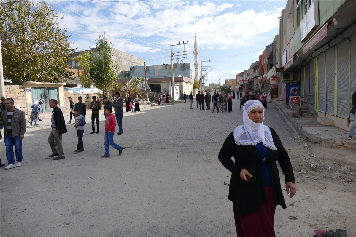 Images from Nusaybin after 13 days of curfew