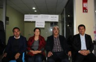 Fourth day of hunger strike by HDP deputies for Nusaybin