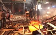 Blast in Nusaybin