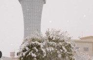"Sulaymaniyah International Airport ""back to normal"" After Few Hour Closure Due To Snow"