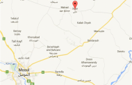 Kurdish Peshmerga Recapture Villages from ISIL in Nawran and Khazir NE of Mousil