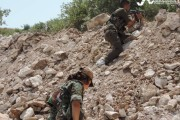 Kurdish forces attack al-Qaeda strongholds in Syria's Aleppo