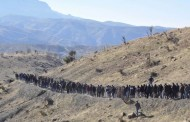 People walking to Cizre targeted by artillery fire