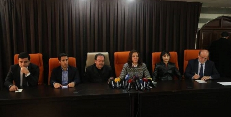 DTK, HDK, HDP, DBP co-chairs: We will resist and win