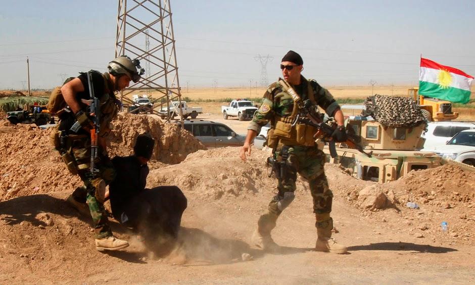 14 ISIL Insurgents arrest in Kirkuk