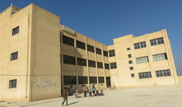 First faculty of education to teach in Arabic in Cezîre Canton