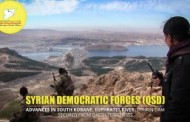 Day 4, Campaign Liberate Southern Kobane, Syrian Democratic Forces: Tishrin Dam Secured (Dec. 26)