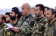 QSD Briefs Liberation Campaign in Southern Kobane, Details One-Week Operations Against Daesh