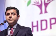 HDP FILES CRIMINAL COMPLAINT AGAINST TURKISH PRESIDENT