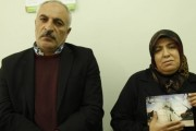 Families of Turkish officers arrested by PKK call for peace