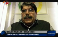 Video: Salih Muslim Talks About Geneva Conference