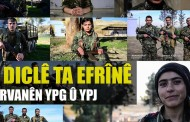 FROM THE TIGRIS TO AFRIN