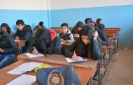 Students in Kobane Finish Fall Final Exams