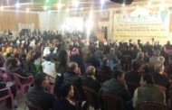2nd anniversary of Autonomous Administration being celebrated in Qamişlo