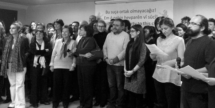 Academics for peace release another declaration