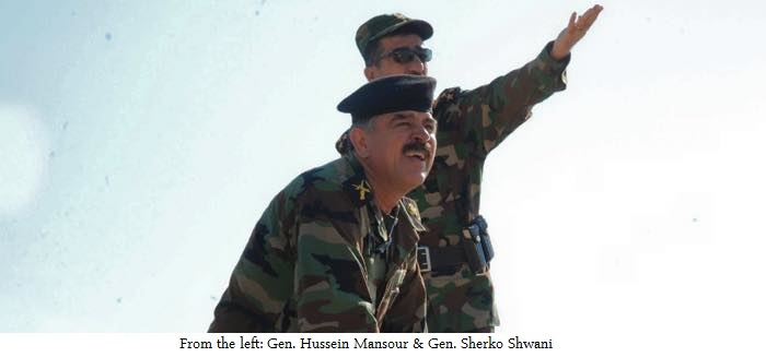 Kirkuk – Peshmerga Resilience and Triumph Against ISIS