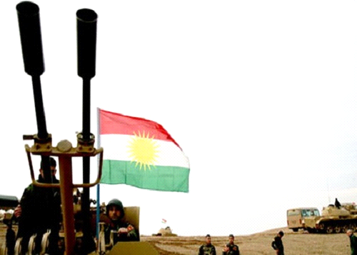 Peshmerga Forces Expel ISIS from Strategic Village Near Makhmur
