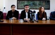 Demirtaş calls upon the government to open a human corridor in Cizre