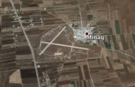 YPG takes control of Menagh Military Airbase and Minîh village
