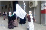 "Mothers in Cizre: ""If only our children could drink a sip of this rain!"""