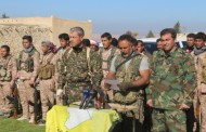 Martyrs of Dam Brigade join Syrian Democratic Forces (SDF)