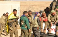 Hundreds of Arab youths join People's Protection Units (YPG)