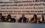 Rojava and Northern Syria United Democratic System document accepted