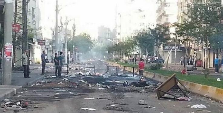 Curfew expanded in Bağlar, resistance spreads