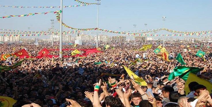 Newroz of millions despite the bans