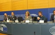 Press conference in the European Parliament on AKP's massacres