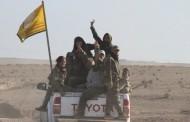 SDF troops making further advances northeast of Raqqa