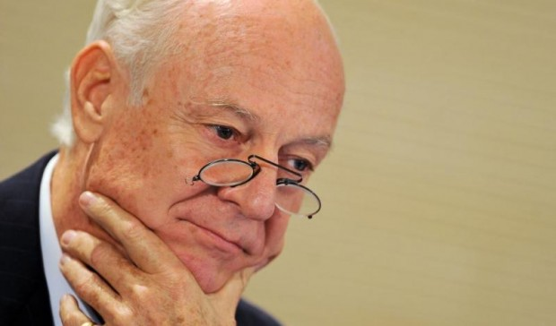 De Mistura: Kurds' participation in Geneva III is important