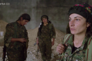ARTE documentary on Kurdish woman fighters on Women's Day